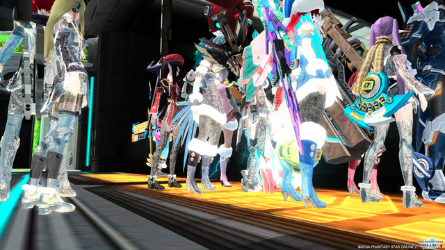 Phantasy Star Online 2 Glitch